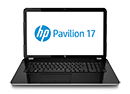 HP Pavilion 17 series Notebook