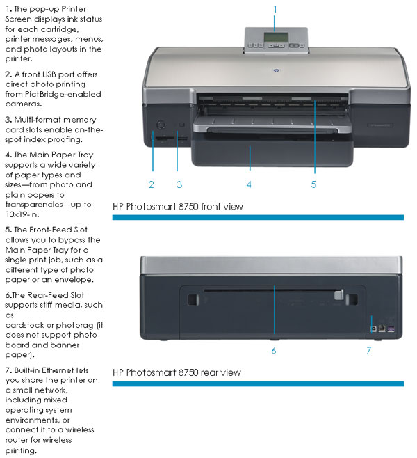 Notes 1 Preliminary Estimate Of 108 Years Using The HP 97 Tricolor 101 Blue Photo And 102 Gray Inkjet Print Cartridges On