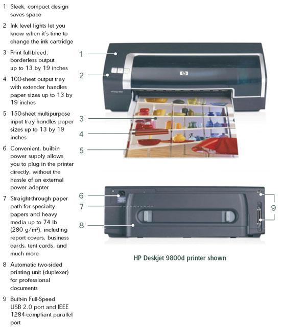 HP DESKJET 9800 PRINTER WINDOWS 10 DRIVER DOWNLOAD