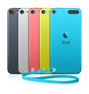 Amazon.com: Apple iPod touch 32GB (5th Generation) Blue ...