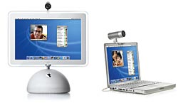 Amazon.com: Apple iSight Video Conferencing Webcam with Autofocus ...