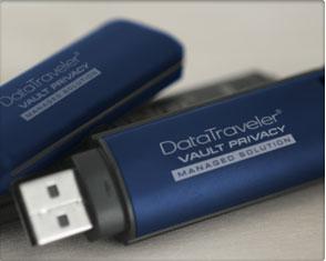 DataTraveler Vault Privacy - Managed