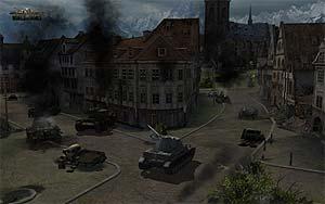 World of Tanks: Screenshot
