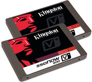 Kingston SSDNow V+200 Solid-State Drive