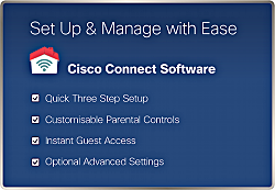Cisco Connect Setup Software