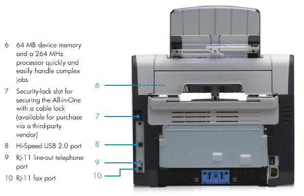 драйвер для принтера Hp Laserjet 3050 скачать бесплатно - фото 6