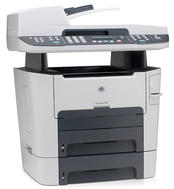 amazon com hp laserjet 3390 all in one printer copier scanner fax rh amazon com hp laserjet 3380 user manual HP LaserJet 3300