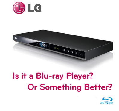 Driver UPDATE: LG BD270 Blu-ray Player