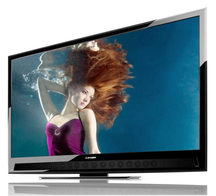 Amazon.com: Mitsubishi LT-46164 46-Inch 1080p 120 Hz LED