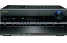 Amazoncom Onkyo TXSR  Channel Home Theater Receiver - Small home theater receiver