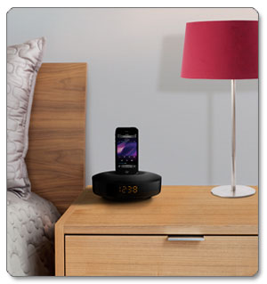 Philips DS1155 Speaker Dock for iPhone 5 Product Shot