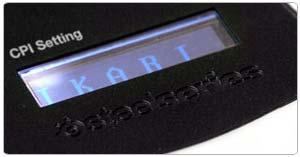 SteelSeries Ikari Laser Mouse