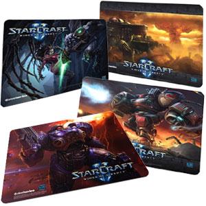 SteelSeries StarCraft II Mousepads