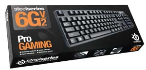 SteelSeries 6Gv2 Keyboard