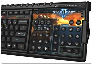 9b8f6995e91 Amazon.com: SteelSeries Zboard Gaming Keyboard-Starcraft II Edition ...