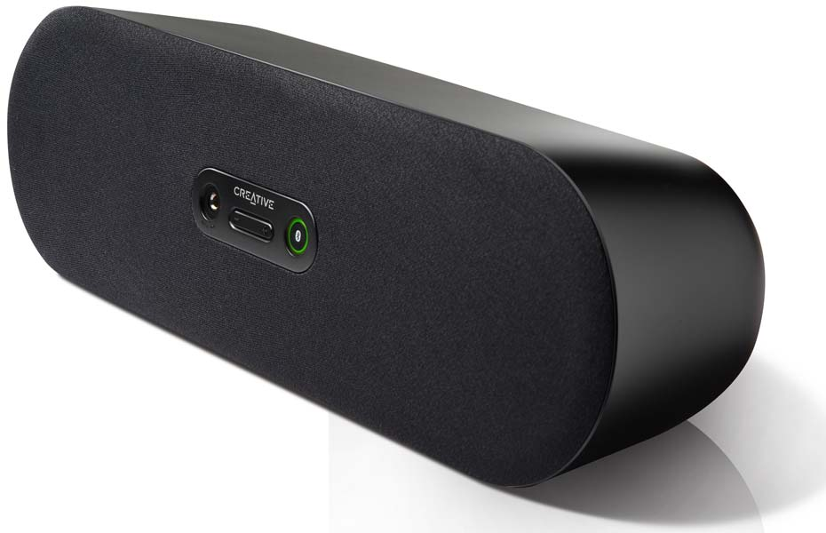 Creative D80 Wireless Bluetooth Speaker Black Home Audio