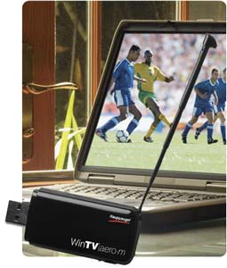 Hauppauge WinTV-Aero-m USB Mobile TV Adapter