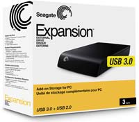 Seagate Expansion Desktop Drive