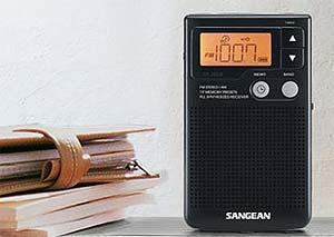 Sangean DT-200X
