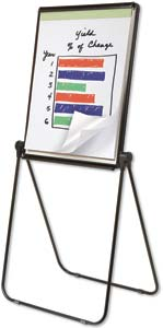 Amazon com quartet easel whiteboard flip chart 27 x 34