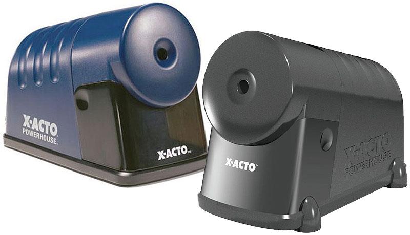 Amazon.com: X-ACTO Powerhouse Electric Pencil Sharpener ... X Acto Electric Pencil Sharpener