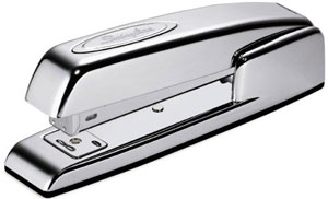 Swingline 747 Polished Chrome Desktop Stapler
