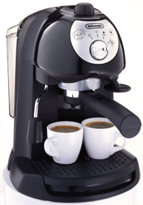 Amazon Com De Longhi Bar32 Retro 15 Bar Pump Espresso And