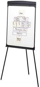 amazon com quartet easel magnetic whiteboard flipchart 27 x 35