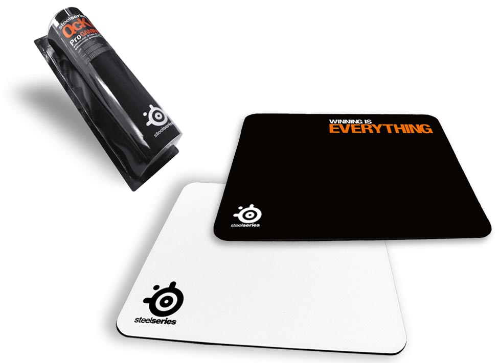 Amazon.com: SteelSeries QcK mass Gaming Mouse Pad (White