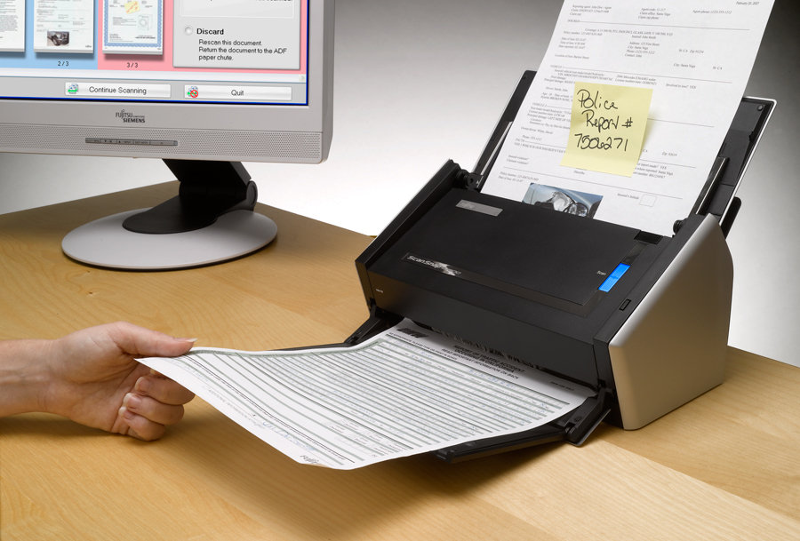 Amazon.com: Fujitsu ScanSnap S1500 Instant PDF Sheet-Fed Scanner ...
