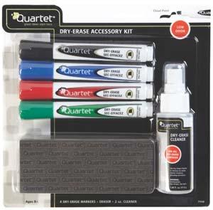 Amazon.com : Quartet 4-Count Broad Dry-Erase Marker Kit, 1