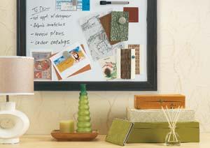 Quartet Home Décor Magnetic Dry Erase Board