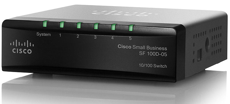 amazon com cisco sf100d 05 5 port desktop 10 100 switch electronics
