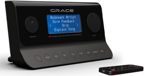 Grace Digital Solo Wireless Radio and Media Streamer