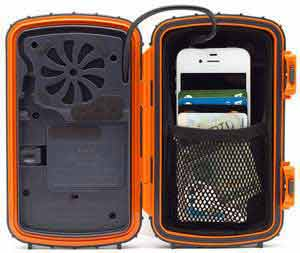 Eco Extreme Waterproof Portable Speaker Case