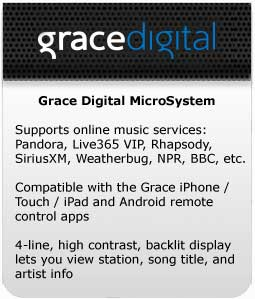 Grace Digital MicroSystem at a Glance