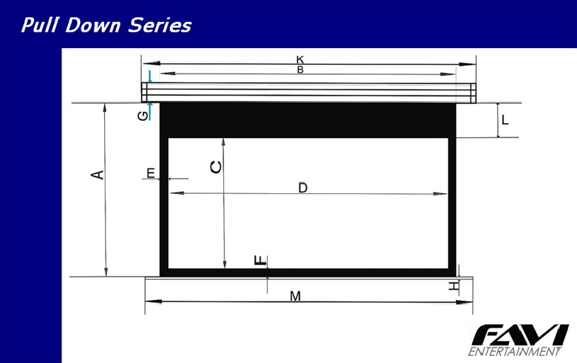 choose the favi manual pulldown projection screen thatu0027s right for you - Projection Screens