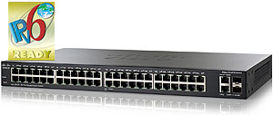Cisco SG200-50 Swtich