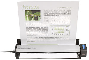 Fujitsu ScanSnap S1100 Document Scanner