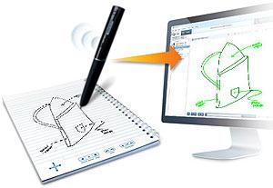 LiveScribe Smartpen Pencast