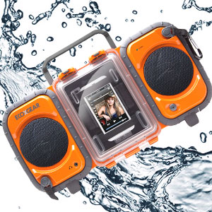ECOTERRA Floating Boombox by Grace Digital