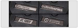 SteelSeries Sensei Laser Mouse LCD Screens