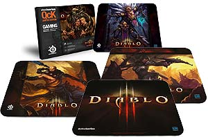 SteelSeries Diablo III Gaming Mousepads