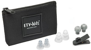 Etymotic ETY-Kids Box Contents