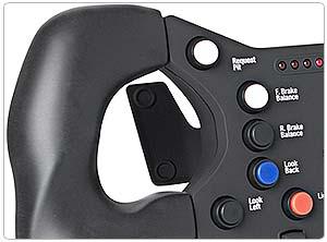 SteelSeries Simraceway S1 Steering Wheel