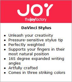 DaVinci Stylus by The Joy Factory