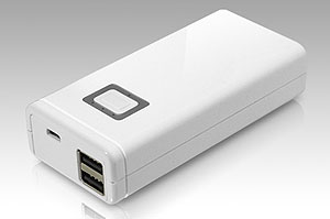 Aluratek APB02F Portable Battery Charger
