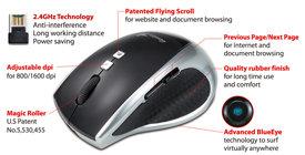 2.4GHz wireless technology
