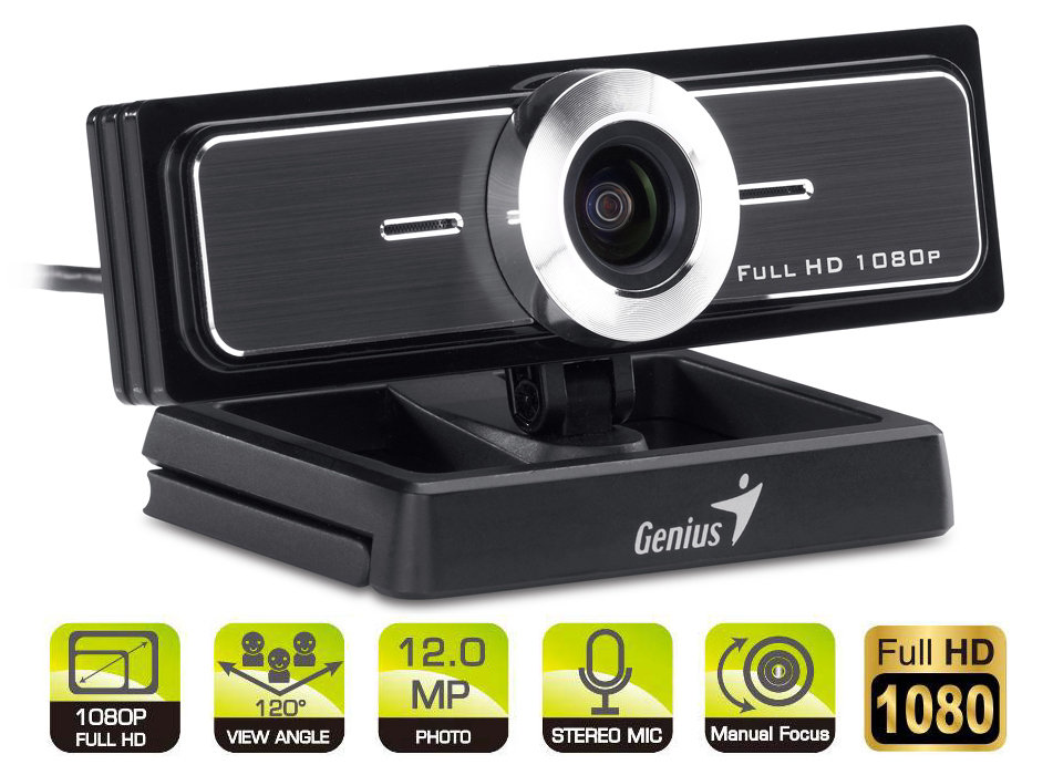 Angle Full HD Conference Webcam(WideCam F100): Computers & Accessories
