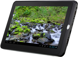 The MiTraveler 10C2 10.1 inch PC Tablet